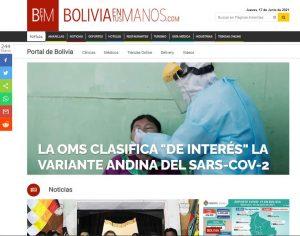 Bolivia en tus Manos Digital