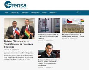 Periódico La Prensa Digital