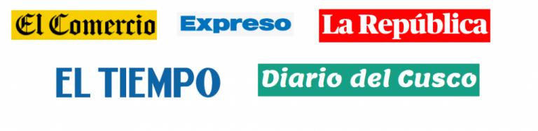 Diarios de Perú
